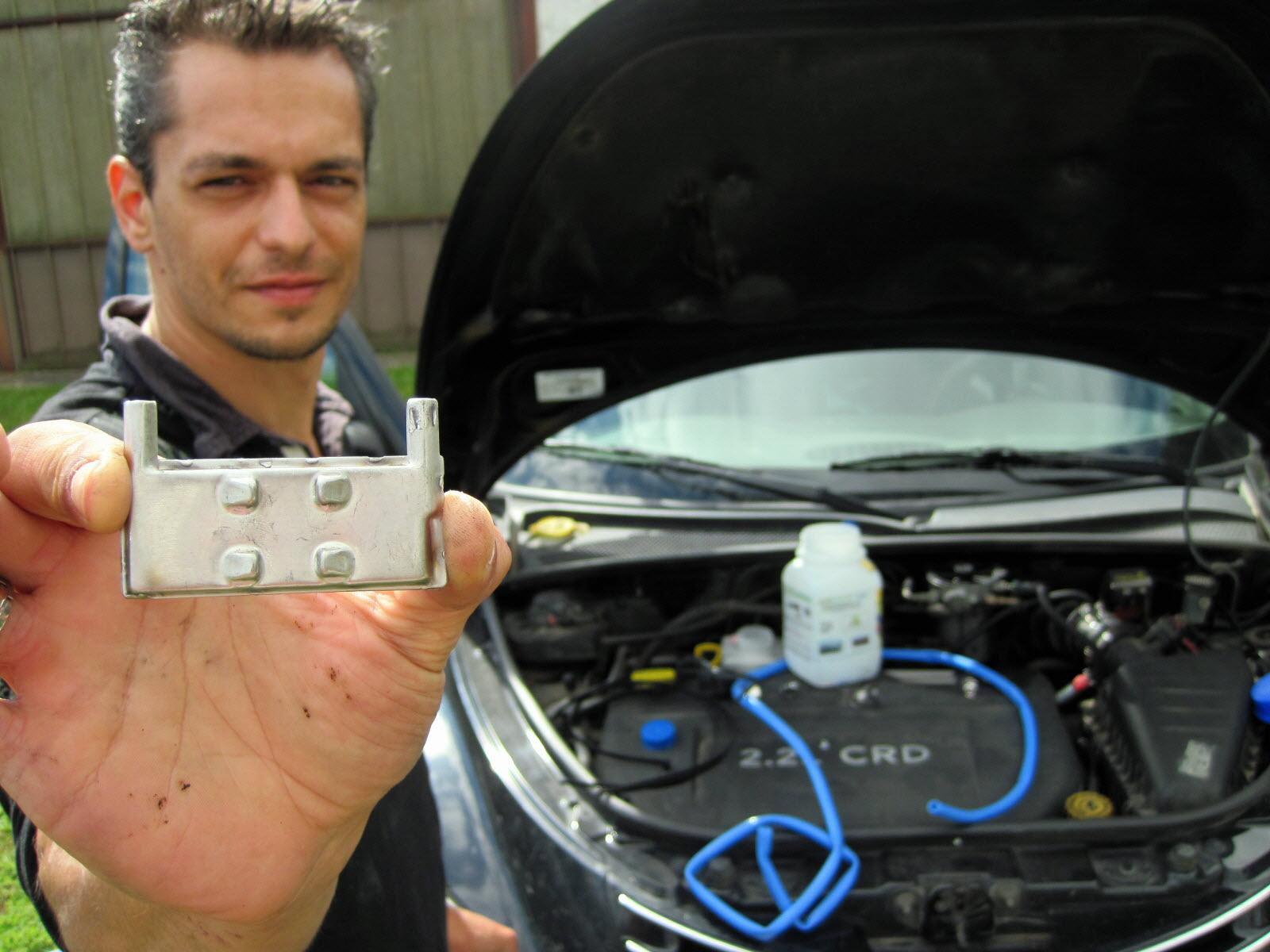 Kit réduction consommation diesel